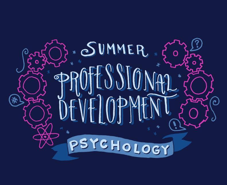 psychology summer professional development