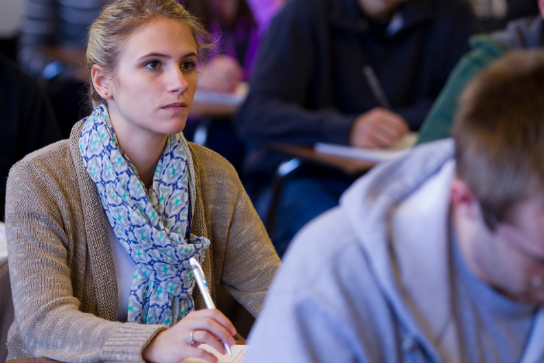 Assumption education course spotlight
