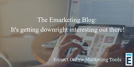 The Emarketing Blog's Digital Marketing Trends and Social Media Disruptions