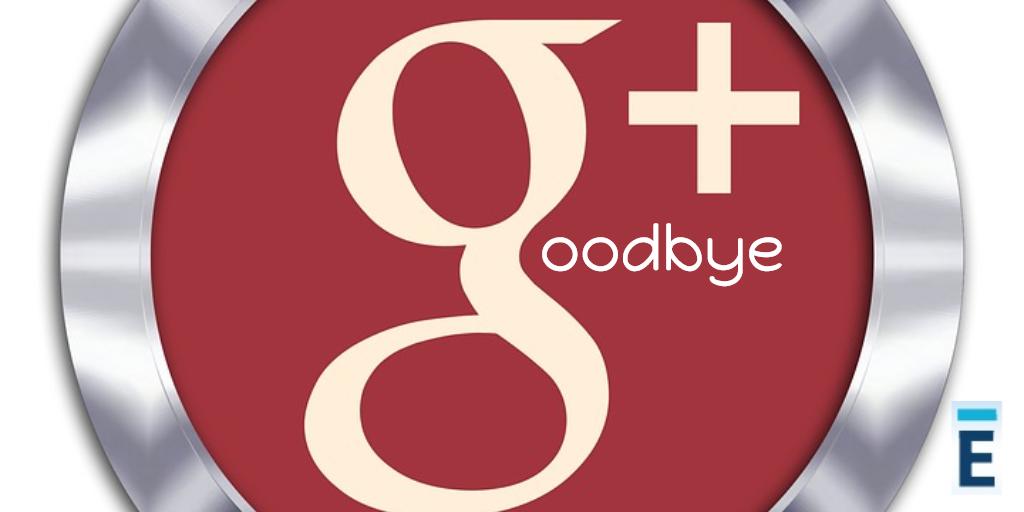 Google Plus Shuts Down