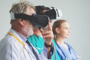 virtual reality technology for teaching health science education