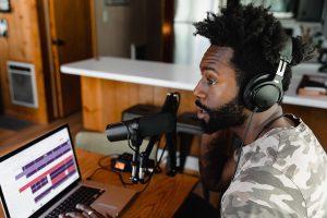 podcasting as a communication medium